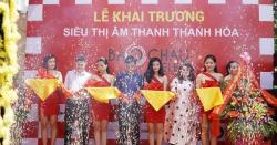 Bảo Châu Audio tưng bừng khai trương siêu thị âm thanh tại Thanh Hóa