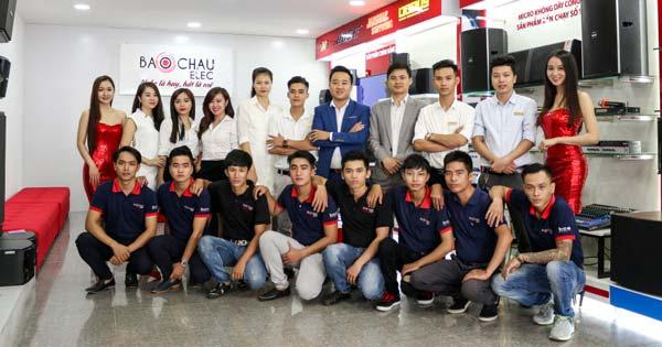 Giới thiệu về siêu thị âm thanh Bảo Châu Elec Tân Bình - TPHCM