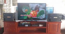 Lắp đặt dàn karaoke 24 triệu cho gia đình anh Linh tại FLC Thanh Hóa