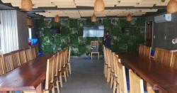 Lắp ráp dàn karaoke giải trí cho nhà hàng Chợ Cá Sài Gòn