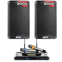 Dàn karaoke - DJ BC-Alto01
