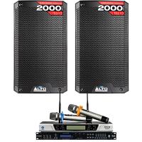 Dàn karaoke - DJ BC-Alto02