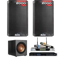 Dàn karaoke - DJ BC-Alto03