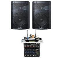 Dàn karaoke gia đình - DJ BC-Alto04