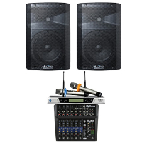 Dàn karaoke - DJ BC-Alto05