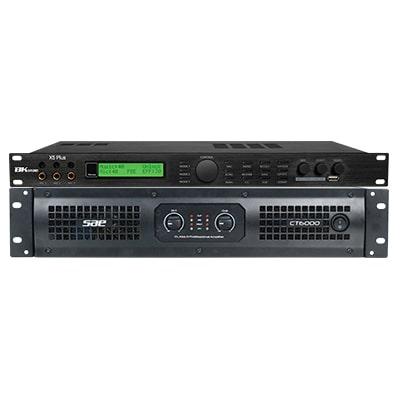 Combo KM06 (SAE CT6000 + BK sound X5 Plus)