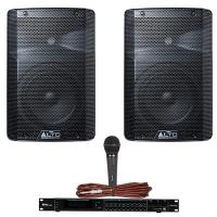 Dàn karaoke - Sân khấu Mini Alto 09