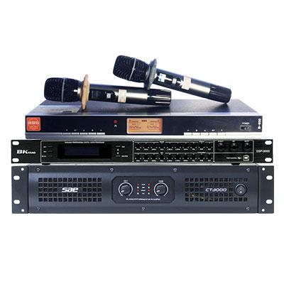 Combo KM11 (SAE CT3000 + BK sound DSP9000 + BBS B900)