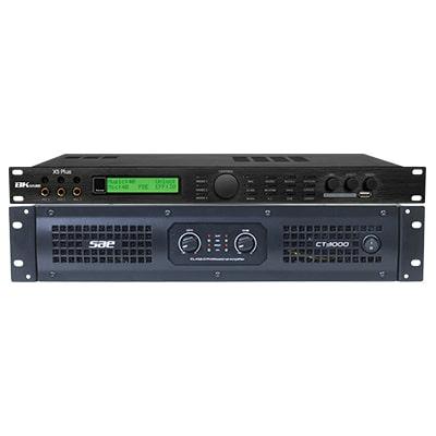 Combo KM05 (SAE CT3000 + BK sound X5 Plus)
