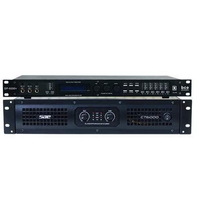 Combo KM08 (SAE CT6000 + BCE DP 9200+)