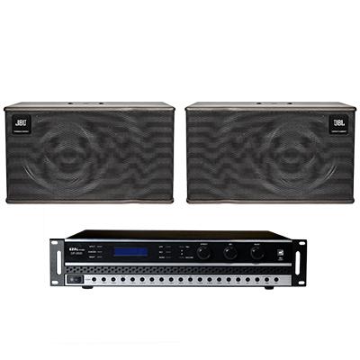 Combo đẩy + loa BC-DL05 (BK sound DP3500 + JBL MK10 Ba Sao)