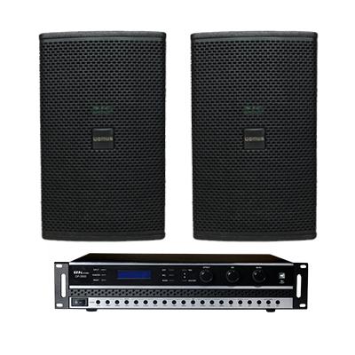Combo đẩy + loa BC-DL03 (BK sound DP3500 + Domus DP 6100)