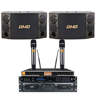 Dàn karaoke gia đình BC-T23GD
