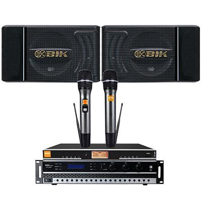 Dàn karaoke gia đình BC-T66GD