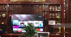 Dàn âm thanh xem phim cho anh Hùng ở TP. Bắc Ninh (Jamo S628 HCS, Jamo C91, Jamo J10, AVR-X2600H)