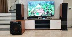 Dàn karaoke Paramax cho gia đình anh Hùng ở VSip Bắc Ninh (Paramax D88, Sub 2000, DP-3500, Pro 8000, Hanet 4TB)