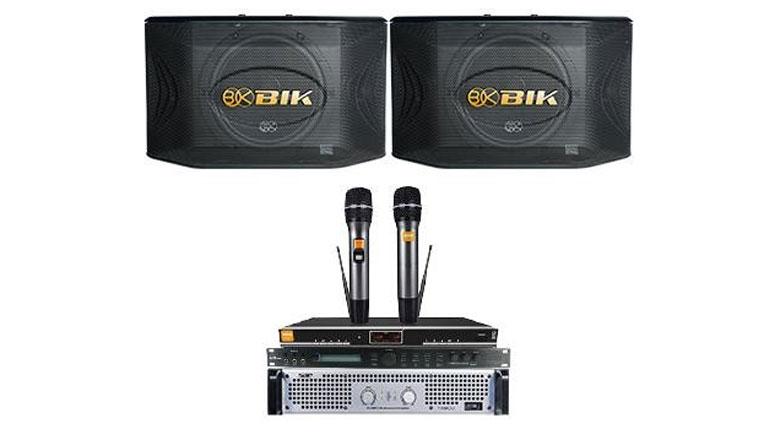 Dàn karaoke gia đình BC-T73GD