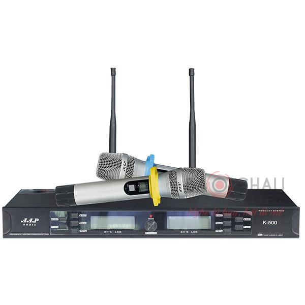 Micro không dây AAP K500