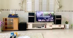 Dàn karaoke JBL cao cấp cho gia đình anh Thiện ở Ninh Kiều (JBL Ki512, R120SW, UGX12 Plus Luxury, JBL KX180, Crown T7)