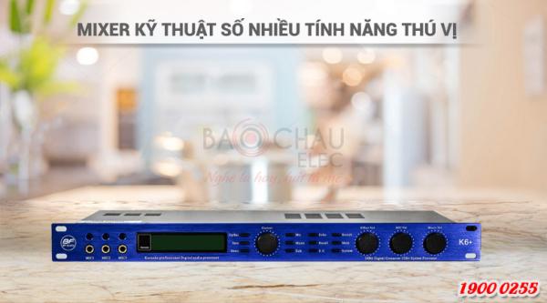 Vang số - mảnh ghép hoàn hảo của hệ thống âm thanh chuyên nghiệp