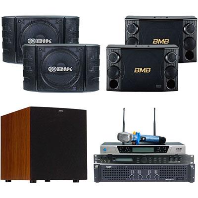 Dàn karaoke Luxury 2020-06