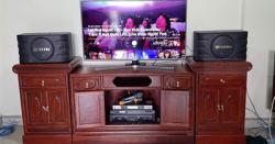 Lắp Đặt Dàn Karaoke BIK Cho Gia Đình Anh Thuyết Ở Thái Nguyên