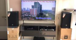 Lắp Đặt Dàn Karaoke Cho Gia Đình Anh Tuấn Ở Biên Hòa