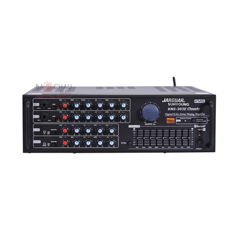 Amply Karaoke Jarguar KMS303E Classic