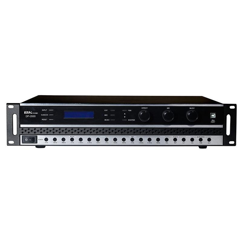 Cục đẩy công suất liền vang BK sound DP3500
