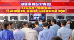 Hướng dẫn bạn cách phân biệt loa karaoke chính hãng so với hàng bãi, hàng giả kém chất lượng