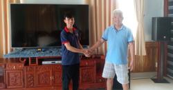 Lắp Đặt Dàn Karaoke Cho Gia Đình Chú Giang Ở Bình Phước