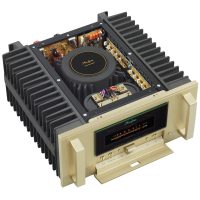 Amply Accuphase A250 mặt nghiêng