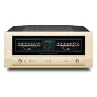 Amply Accuphase A47 mặt trước