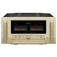 Amply Accuphase A75 mặt trước