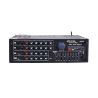 Amply Karaoke Jarguar Suhyoung KMS303E Classic mặt trước