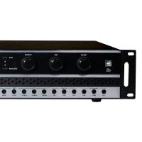 Cục đẩy công suất liền vang BK sound DP3500 mặt trước 2