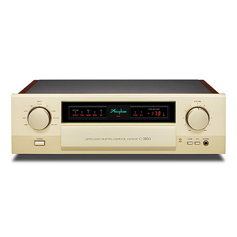 Fre amply nghe nhạc Accuphase C2450