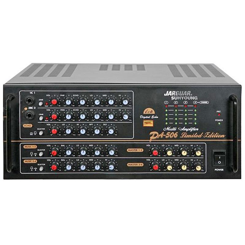 Amply Karaoke Jarguar PA-506 Limited Edition
