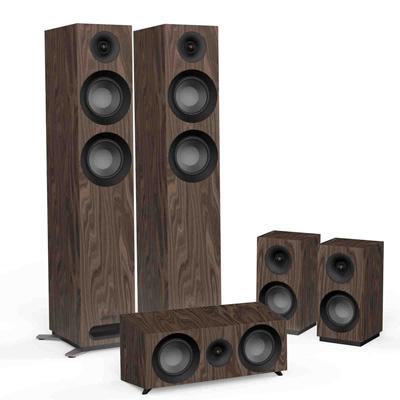 Bộ loa nghe nhạc, xem phim Jamo S807 HCS
