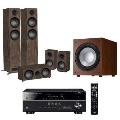 Dàn âm thanh 5.1 xem phim nghe nhạc BC-XPNN26