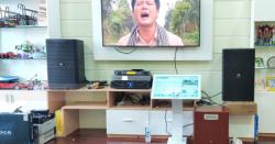 Lắp Đặt Dàn Karaoke Cho Gia Đình Anh Thuận Ở Bình Tân, TPHCM