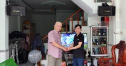 Lắp Đặt Dàn Karaoke Cho Gia Đình Chú Long Ở Hóc Môn, TPHCM