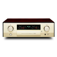 Amply Accuphase C2850 mặt trước