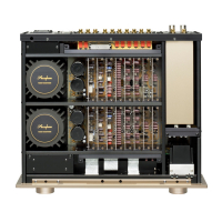 Amply Accuphase C2850 linh kiện