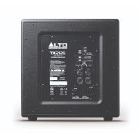 Loa sub điện Alto TX212S mặt sau