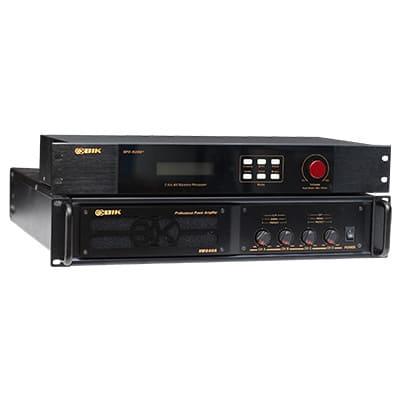 Combo KM19 (BIK VM 840A + BIK BPC-R300+)