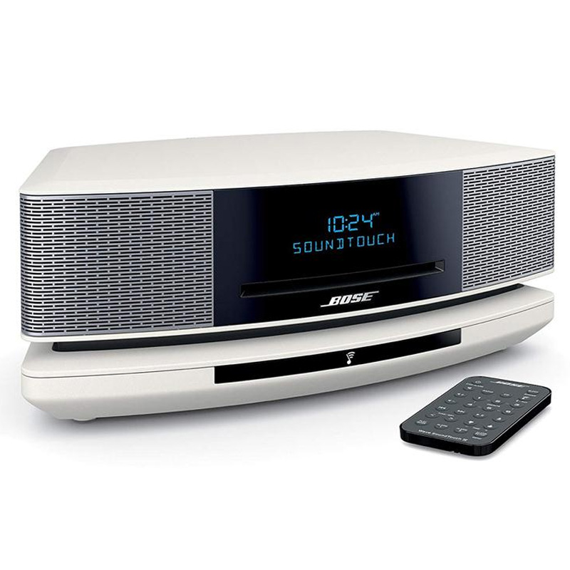 Loa Bluetooth Bose Wave SoundTouch IV (Trắng)