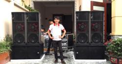 Dàn nhạc sống đám cưới đỉnh cao tại Bắc Giang