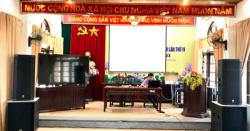 Lắp đặt dàn âm thanh hội trường tại phường Vũ Ninh - TP. Bắc Ninh