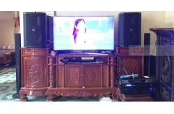 Lắp Đặt Dàn Karaoke Cho Gia Đình Anh Hoàn Ở Thái Bình